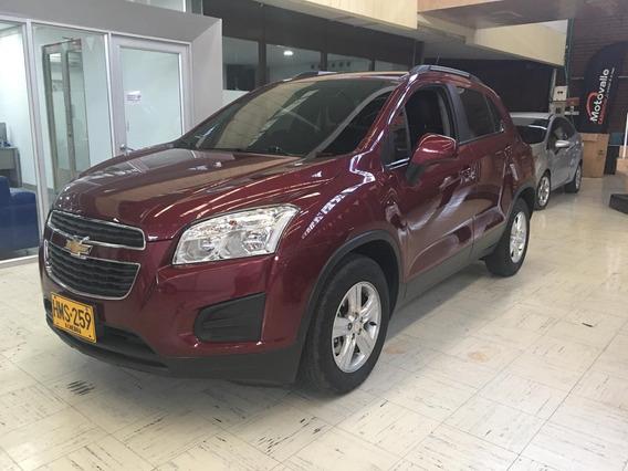 Chevrolet Tracker Ls Mt