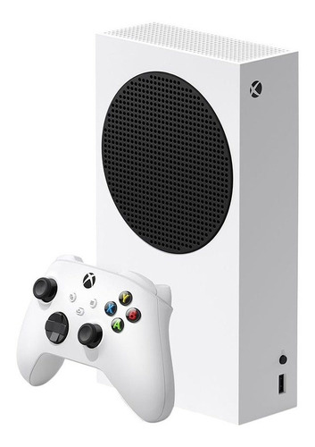 Imagem 1 de 5 de Microsoft Xbox Series S 512gb Cor  Branco