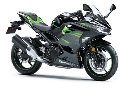 Kawasaki Ninja 400cc 2020 0km Com 2 Anos De Garantia (a)