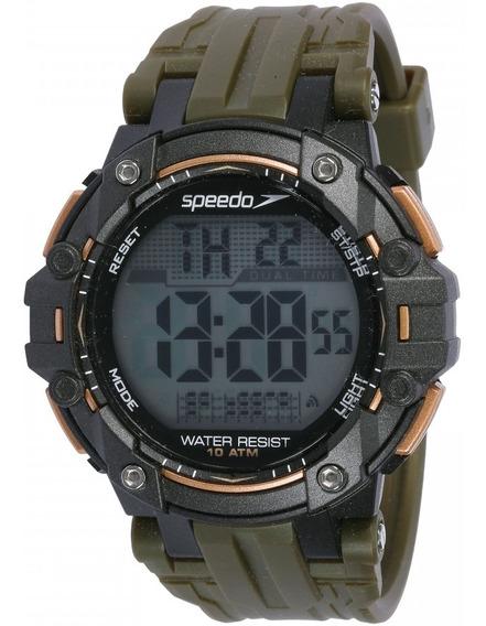Relógio Masculino Speedo Digital 80641g0evnp1 - Preto/rosê