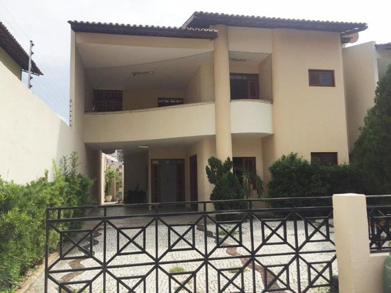Casa Em Cidade Dos Funcionários, Fortaleza/ce De 253m² 5 Quartos À Venda Por R$ 665.000,00 - Ca427671