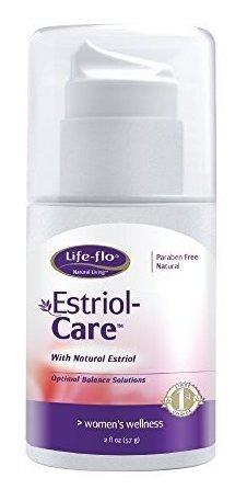Life-flo Estriol Care | Crema De Estrógeno Con Estriol Usp |