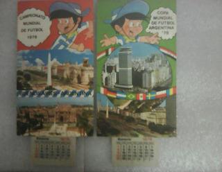 Almanaque Antiguo Mundial 78