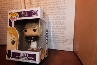 Funko Pop Buffy Caza Vampiros Vampire Slayer Television 594