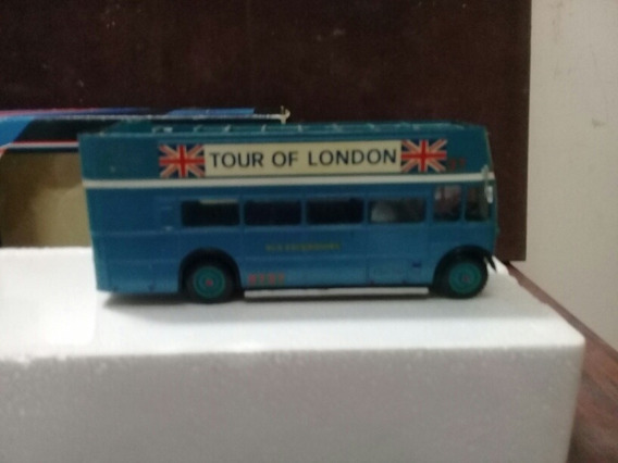 Miniatura Onibus Tour Of London Solido