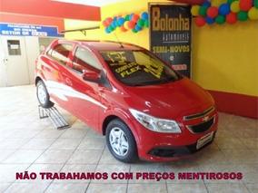 Chevrolet Onix 1.0 Mpfi Lt 8v Flex 4p Manual Completo