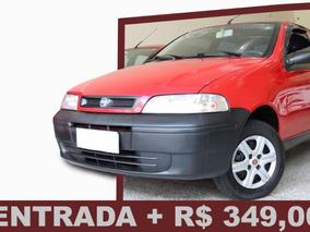 Fiat Palio 1.0 Fire 3p 2005/ Entrada + R$ 349,00