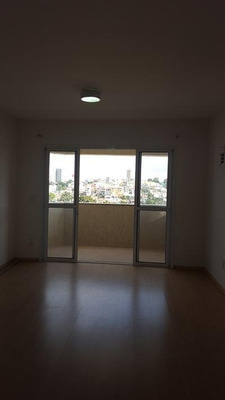 Apartamento Residencial Para Locação, Jardim Santo Antônio, Santo André - Ap3017. - Ap3017