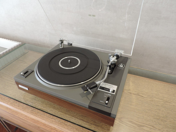 Toca Discos Pioneer Pl-115d - High End Belt-drive Turntable
