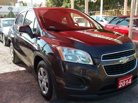Chevrolet Trax Ls Tm5 2014 Credito Recibo Auto Financiamient