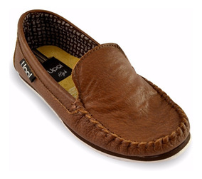 Zapatos Mocasines Upa! Driver High Para Niños