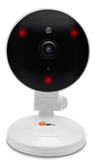 Camara De Vigilancia Qian Yan Panoramica Qc1801701, 1.0 Megapixeles, 180 Grados, Wi-fi, Blanco (qc1801701)