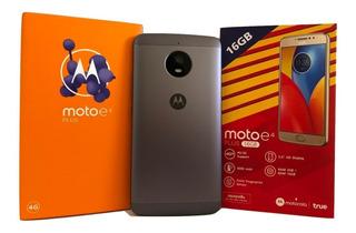 Motorola Moto E4 Plus + Vidrio -135-