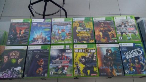 Jogos Originais Xbox 360 Mídia Física Promoção