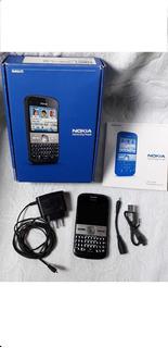 Nokia E5-00 Para Repuesto Accesorios Originales, Caja Manual