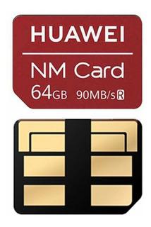 Huawei Mate 20 Series - Tarjeta De Memoria Nano Nm (64 Gb)