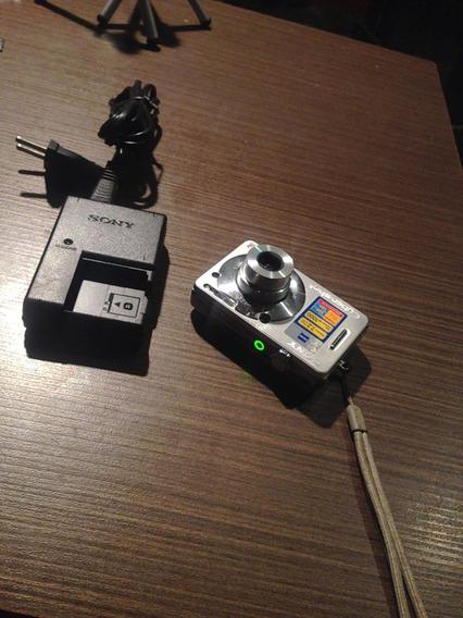 Câmera Sony Cyber Shot Dsc W70