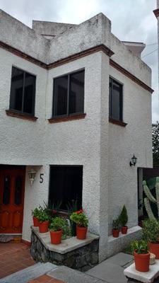 Casa En Condominio Tres Recamara En San Jeronimo