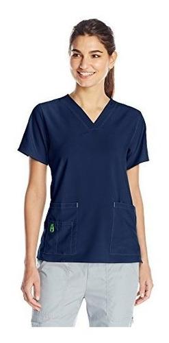 Carhartt Cross-flex Camiseta Hospitalaria Mediana Para Mujer