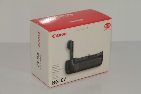 Vertical Grip Canon Original Bg-e7