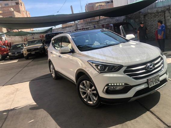 Hyundai Santa Fe Año 2016