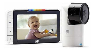 Kodak Cherish C525 Monitor Para Bebés Wifi Con Cámara Y Aud