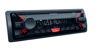 Autoestereo Sony Dsx-a100/110 Negro