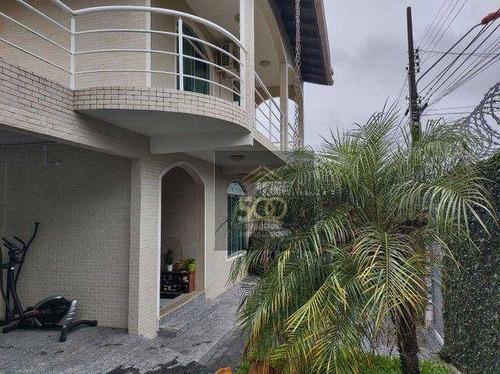 Imagem 1 de 18 de Casa À Venda, 183 M² Por R$ 744.999,00 - Serraria - São José/sc - Ca0739