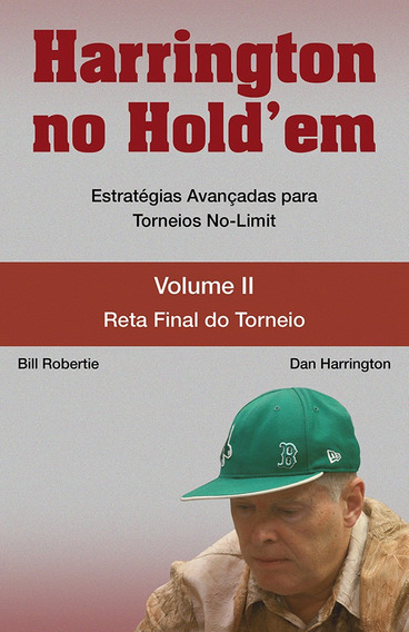 Livro De Poker Harrington No Hold