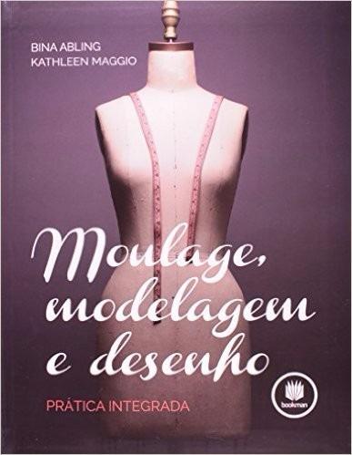 Moulage, Modelagem E Desenho Livro Bina Abling