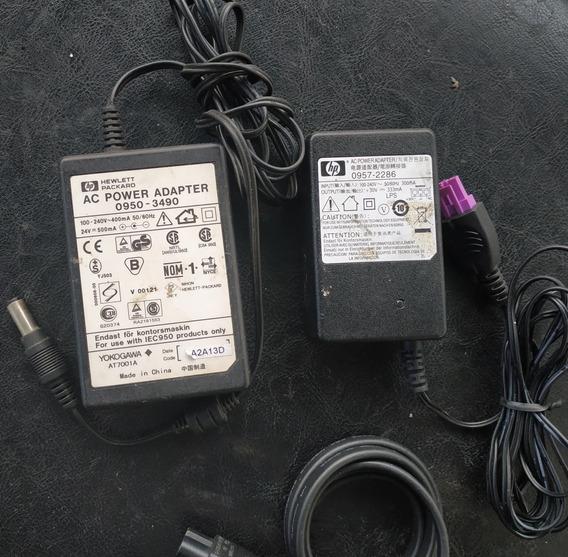 Adaptadores Ac 30 Y 24 Voltios Para Impresoras Hp