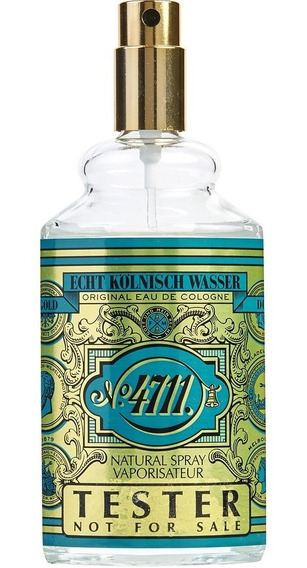 Perfume 4711 Original Eau De Cologne Spray 90 Ml - Sem Tampa