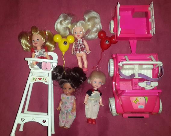 Boneca Kelly Club - Lote Mattel