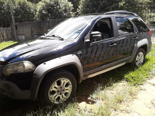 Fiat Palio Adventure 1.8 16v Locker Flex Dualogic 5p 2011