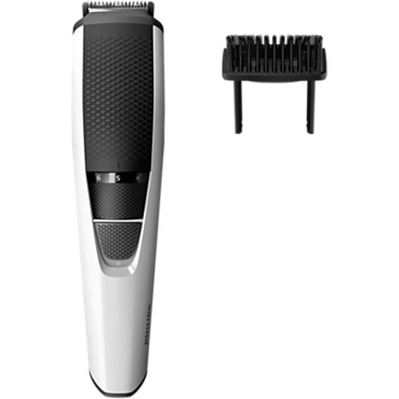 Aparador De Pelos Barba Bivolt Com Pente Integrado Philips