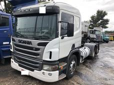 Scania P360 6x2 Trucada Otimo Estado