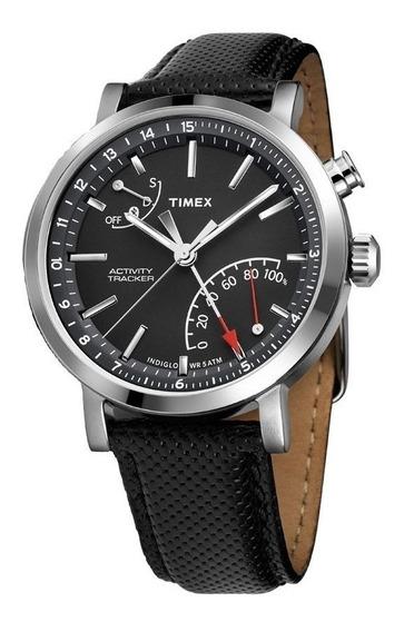 Relógio Timex Metropolitan Tw2p81700pl/i Bluetooth