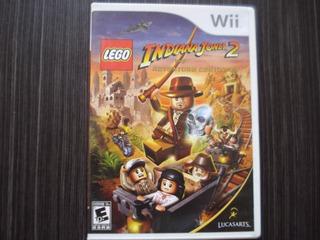 Indiana Jones 2 Lego Nintendo Wii Y Wii U