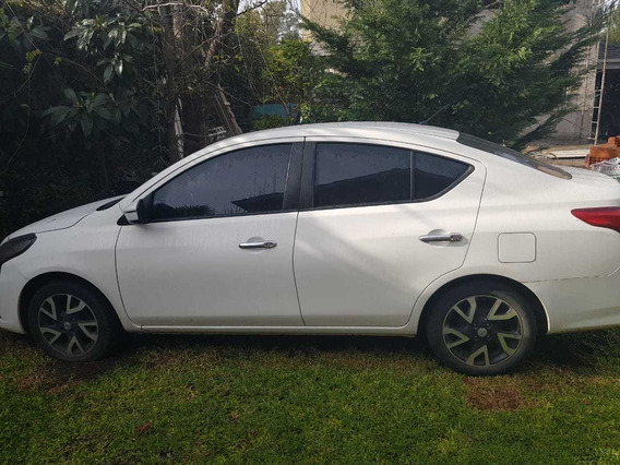 Excelente Nissan Versa Exclusive At, Cuero, Full, Impecable!