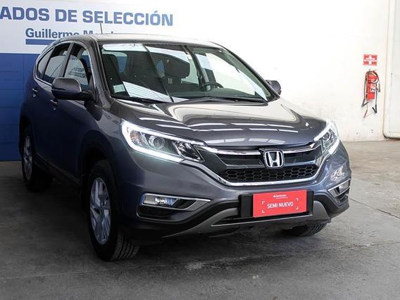 Honda Cr-v Cr V Ex 2.4 Aut 2017