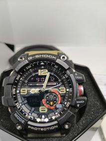 Reloj Casio G-shock Mudmaster Caballero-gg-1000-1a5cr Usado