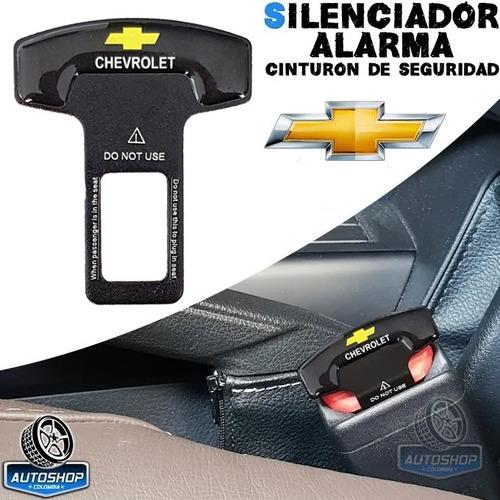 Silenciador Cinturon Seguridad Chevrolet Autoshop Hebilla