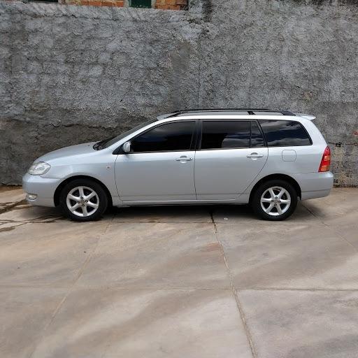 Corolla Fielder Super Conservado O Mais Novo Da Bahia