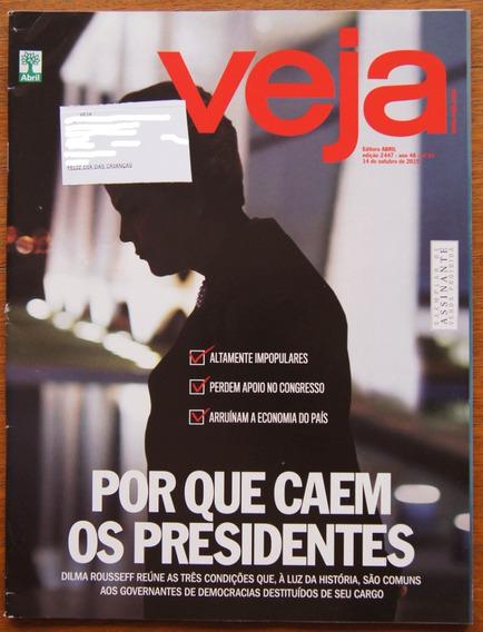 Revista Veja Nº 2447 14 Outubro 2015 Peter Pan Stephen King