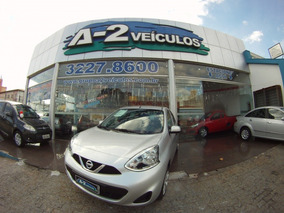 Nissan March 1.0 S 12v Flex 4p Manual 2016