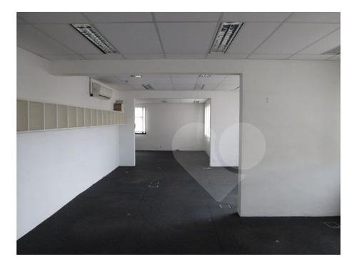 Sala Comercial Em Pinheiros - 353-im203309