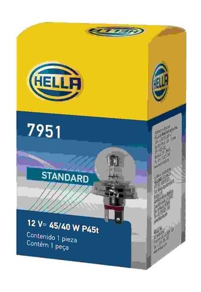Lampada Assimetrica 12v 45/40w R2 7951