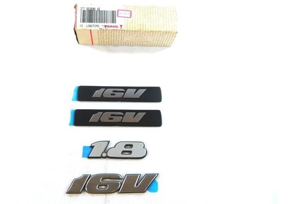 W464 Emblema Adesivo 16v Gol 377853685 //