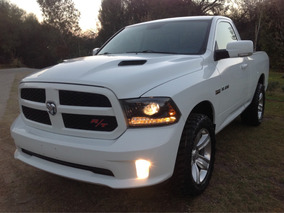 Dodge Ram Rt At 4x4 Gps Rines 20 Pulgadas Llantas Nuevas