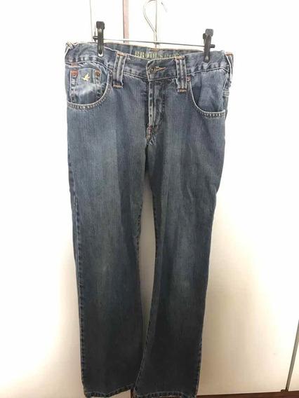 Calca Jeans Brooksfield